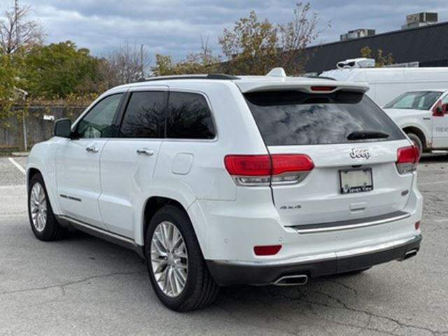 2018 jeep grand cherokee summit navigation leather panoramic sunroof concord ontario car. Black Bedroom Furniture Sets. Home Design Ideas