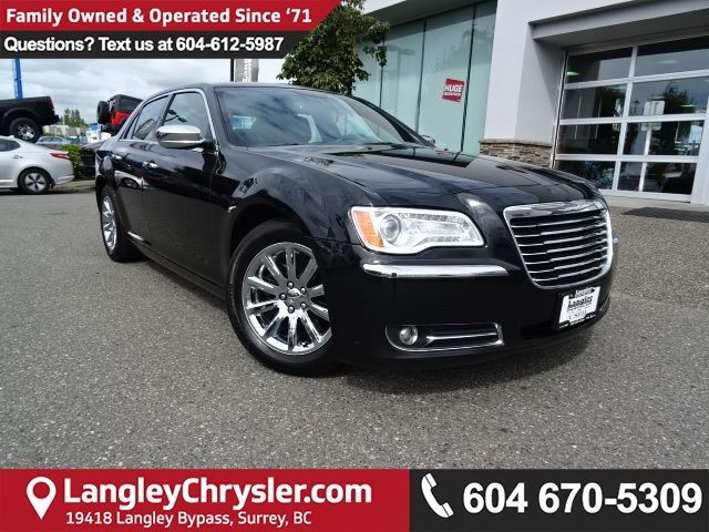 2014 CHRYSLER 300 Base *LOCALLY OWNED*DEALER INSPECTED* in Surrey, British Columbia
