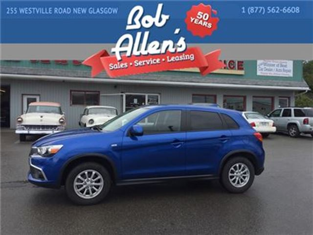 2017 MITSUBISHI RVR SE 4WD in New Glasgow, Nova Scotia