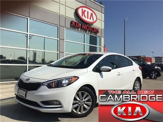 2016 Kia Forte LX+ **SALE PENDING** in Cambridge, Ontario