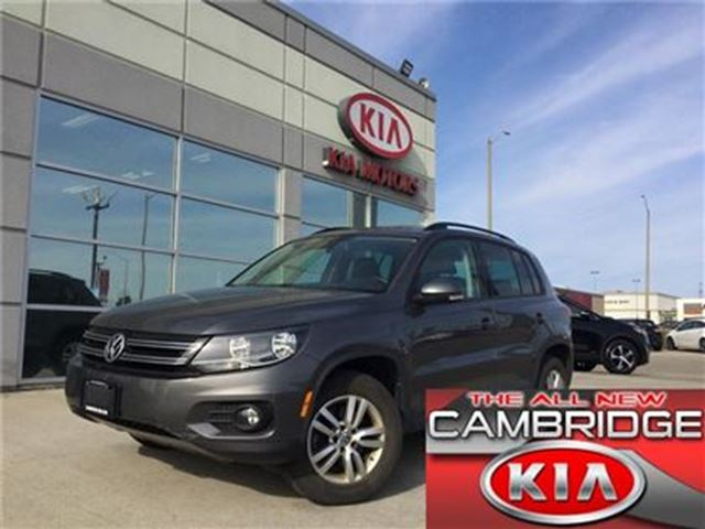 2014 VOLKSWAGEN TIGUAN Trendline in Cambridge, Ontario
