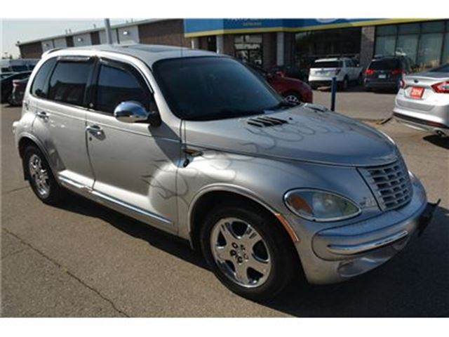 2001 Chrysler PT Cruiser LIMITED EDITION in Milton, Ontario