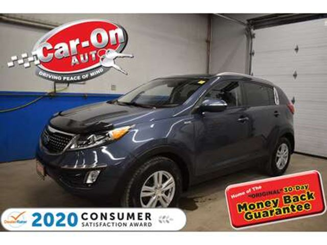 2016 Kia Sportage LX AWD PWR GRP HEATED SEATS BLUETOOTH REMOTE START in Ottawa, Ontario