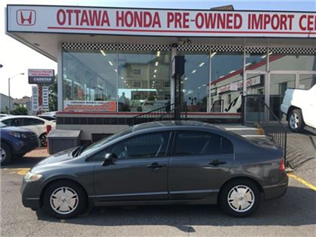 2010 HONDA Civic DX-G in Ottawa, Ontario