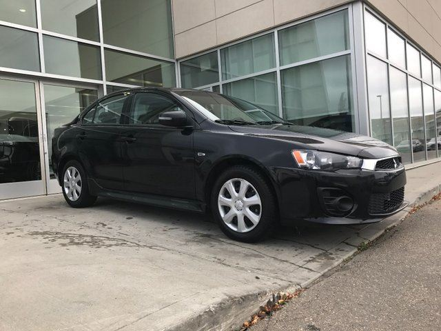 2016 MITSUBISHI Lancer ES/HEATED SEATS/ACCIDENT FREE/BLUETOOTH in Edmonton, Alberta