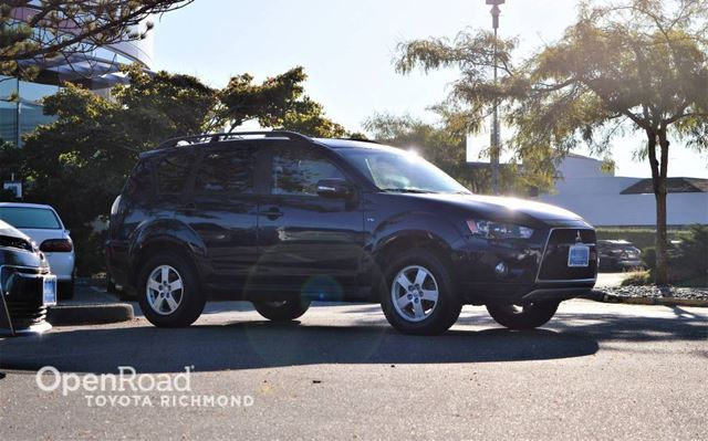 2012 MITSUBISHI OUTLANDER LS in Richmond, British Columbia