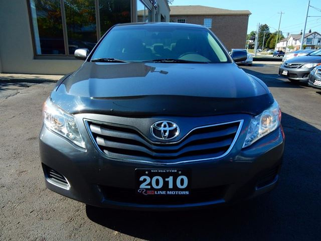 used 2010 toyota camry le auto all power options remote starter kitchener. Black Bedroom Furniture Sets. Home Design Ideas