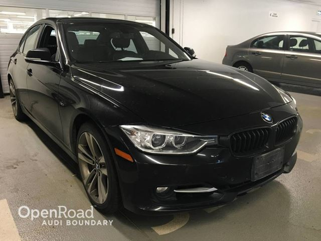 2012 BMW 3 SERIES 4dr Sdn 335i RWD in Vancouver, British Columbia