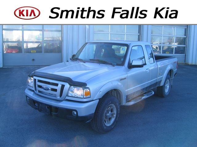 2007 FORD RANGER Sport SuperCab in Smiths Falls, Ontario