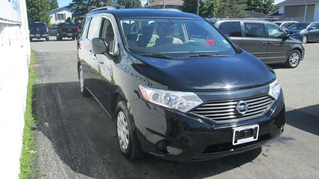 2013 NISSAN QUEST 3.5 S in Kingston, Ontario