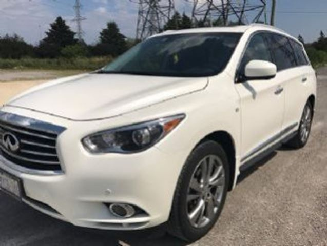 2015 INFINITI QX60 AWD ~LOADED~ in Mississauga, Ontario