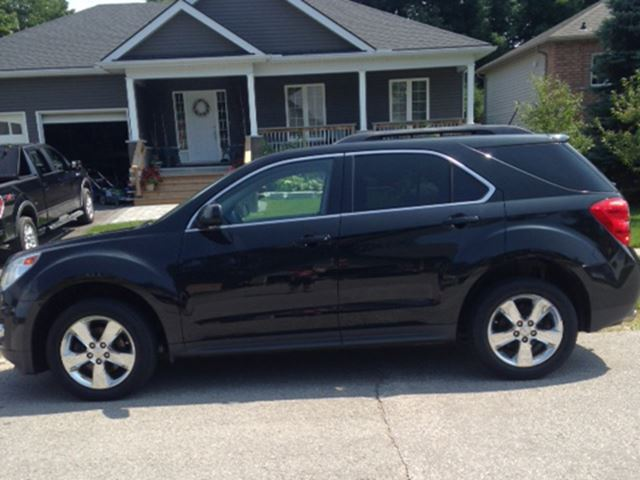 2013 CHEVROLET Equinox AWD 4dr LT w/2LT in Mississauga, Ontario