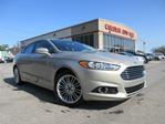2016 Ford Fusion SE AWD, NAV, ROOF, LEATHER, 36K! in Stittsville, Ontario