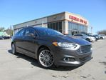 2016 Ford Fusion SE AWD, NAV, ROOF, LEATHER, 38K! in Stittsville, Ontario