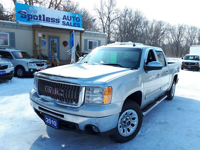 2010 GMC SIERRA 1500 SL Nevada Edition in Whitby, Ontario