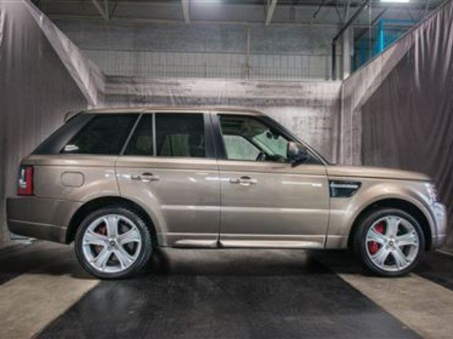 2013 LAND ROVER RANGE ROVER Sport SUPERCHARGED w/ 360 CAMERA / NAVIGATION in Calgary, Alberta