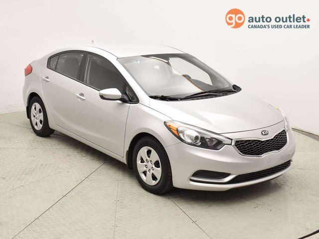 2016 KIA FORTE LX in Red Deer, Alberta