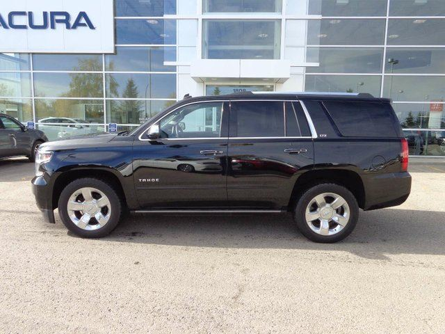 2015 CHEVROLET TAHOE LTZ in Red Deer, Alberta