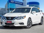 2017 Nissan Altima 2.5 SV, SUNROOF, HEATED SEATS in Mississauga, Ontario