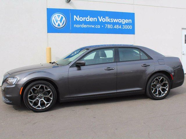 2016 CHRYSLER 300 S in Edmonton, Alberta