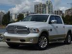 2014 Dodge RAM 1500 Longhorn (140.5 WB - 5.7 Box) in Vancouver, British Columbia