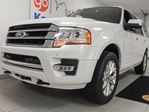 2015 Ford Expedition Limited 3.5L V6 ecoboost with NAV, sunroof, heated/cooled leather power seats, power liftgate and keyless entry in Edmonton, Alberta