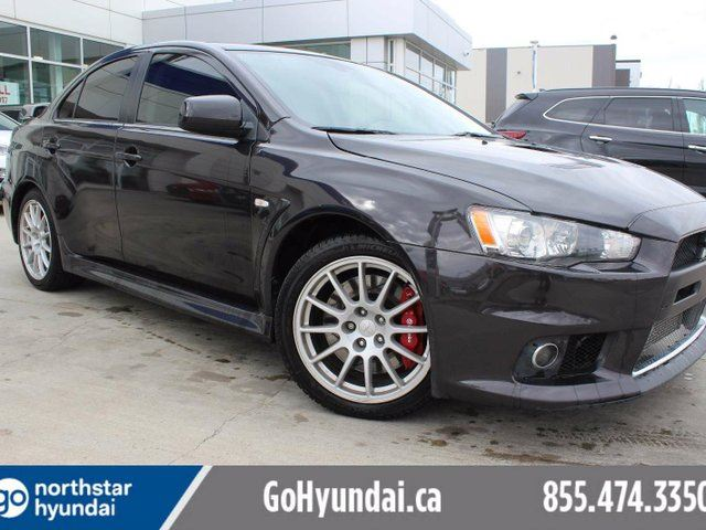 2014 MITSUBISHI LANCER MR in Edmonton, Alberta