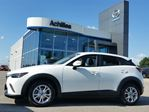 2016 Mazda CX-3 GS-FWD, Luxury Pkg, Moonroof in Milton, Ontario