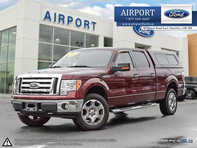 Airport Ford Used Cars Hamilton