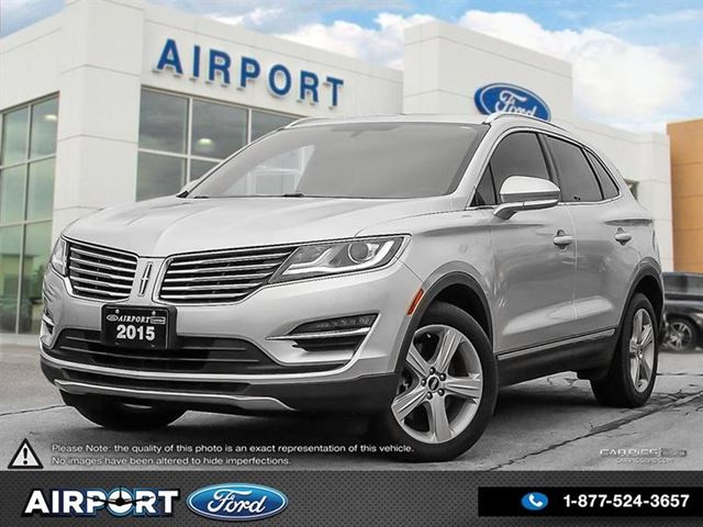 2015 LINCOLN MKC AWD 4dr in Hamilton, Ontario