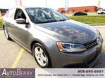 2011 Volkswagen Jetta COMFORTLINE - 2.5L - 5 SPEED in Woodbridge, Ontario