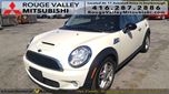 2010 MINI Cooper - SUPER SPORTY!!! FINANCING FROM $102 BIWEEKLY! in Scarborough, Ontario