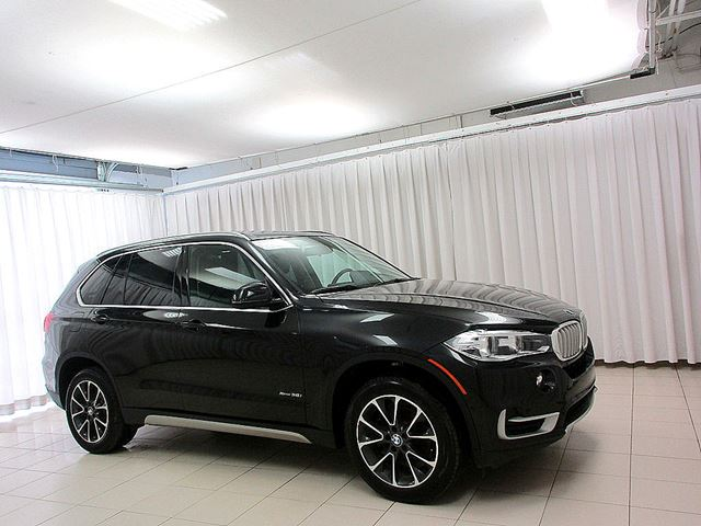 2017 BMW X5 35i x-DRIVE AWD SUV w/ LEATHER, NAVIGATION & PA in Halifax, Nova Scotia