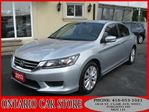 2013 Honda Accord LX !!!CARPROOF CLEAN NO ACCIDENTS!!!  in Toronto, Ontario