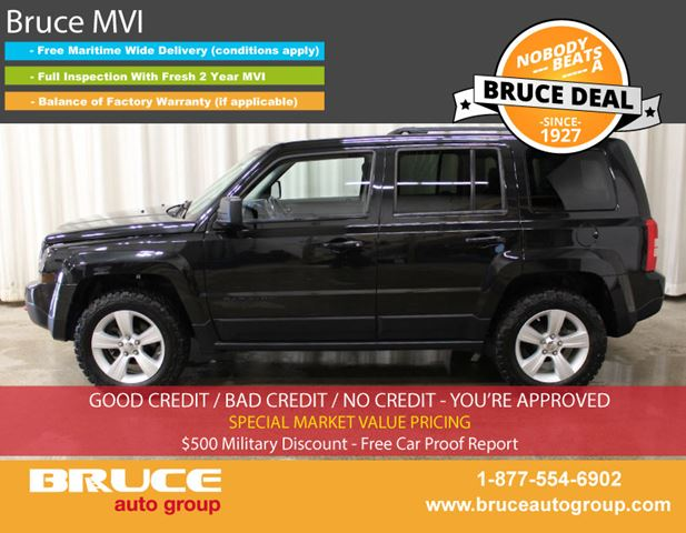 used 2011 jeep patriot 2 4l 4 cyl cvt 4wd middleton. Black Bedroom Furniture Sets. Home Design Ideas