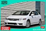 2009 Honda Civic *AUTOM*A/C*MAGS*BLANC*TRES PROPRE* in Longueuil, Quebec