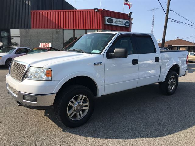 2005 Ford F-150 Lariat ***CRn++DIT 100% APPROUVn++*** in Saint-Lin-Laurentides, Quebec