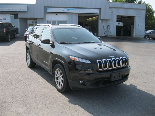 2014 JEEP CHEROKEE North in Kingston, Ontario