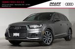 2017 Audi Q7 3.0T Technik ULTIMATE GO ANYWHERE LUXURY HAULER! in Newmarket, Ontario