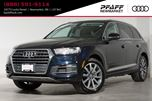 2017 Audi Q7 3.0T Technik GO ANYWHERE IN LUXURY & STYLE! in Newmarket, Ontario