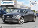 2016 Cadillac ATS 2.0L Turbo Luxury Collection 2.0L Turbo Luxury  * Very Low Kilometers  * in Georgetown, Ontario