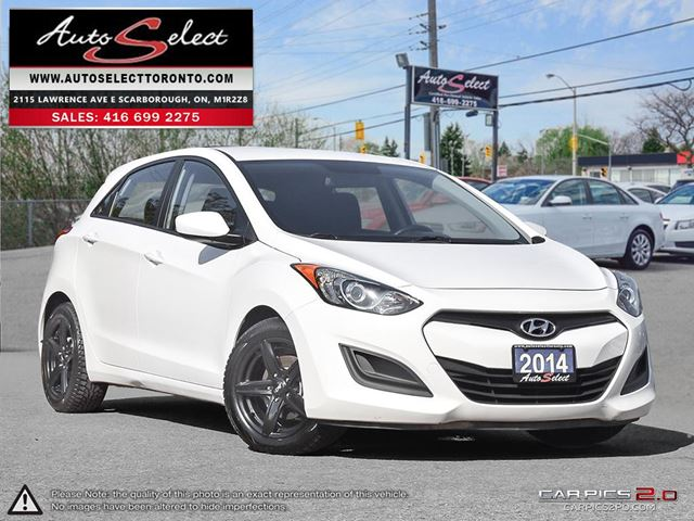 2014 HYUNDAI ELANTRA ONLY 84K! **GL MODEL**BLUETOOTH**HEATED SEATS** in Scarborough, Ontario