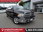 2016 Dodge RAM 1500 SLT *LOW KMS*DEALER INSPECTED*CERTIFIED* in Surrey, British Columbia