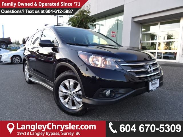 2014 HONDA CR-V EX *LOCALLY OWNED*DEALER INSPECTED* in Surrey, British Columbia