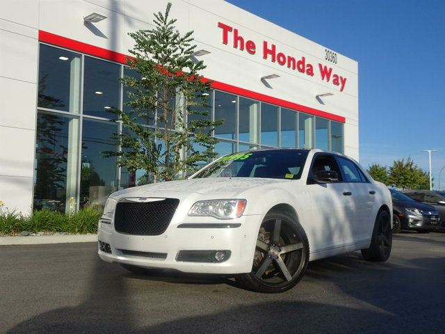 2011 CHRYSLER 300 AWD in Abbotsford, British Columbia