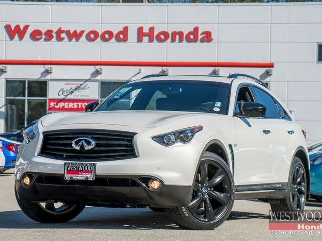 2015 INFINITI QX70 Sport in Port Moody, British Columbia