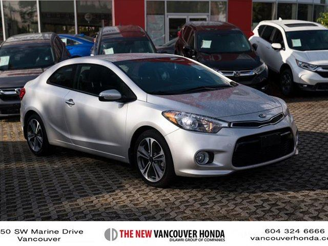 2015 KIA FORTE Koup 2.0 EX AT in Vancouver, British Columbia