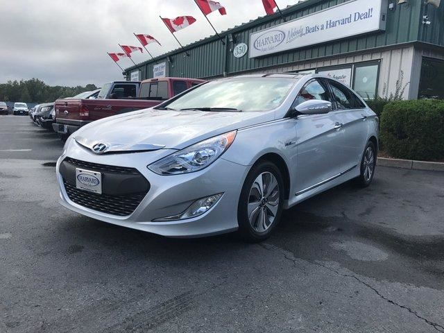 2015 HYUNDAI SONATA Limited in Lower Sackville, Nova Scotia