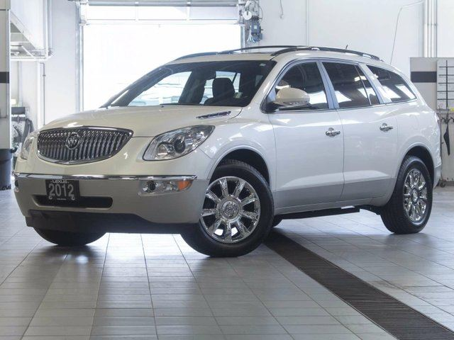2012 BUICK ENCLAVE CXL AWD w/ Winter Tires and Heated Seats in Kelowna, British Columbia