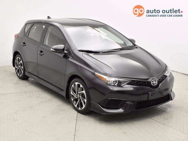 2016 SCION IM Base in Edmonton, Alberta